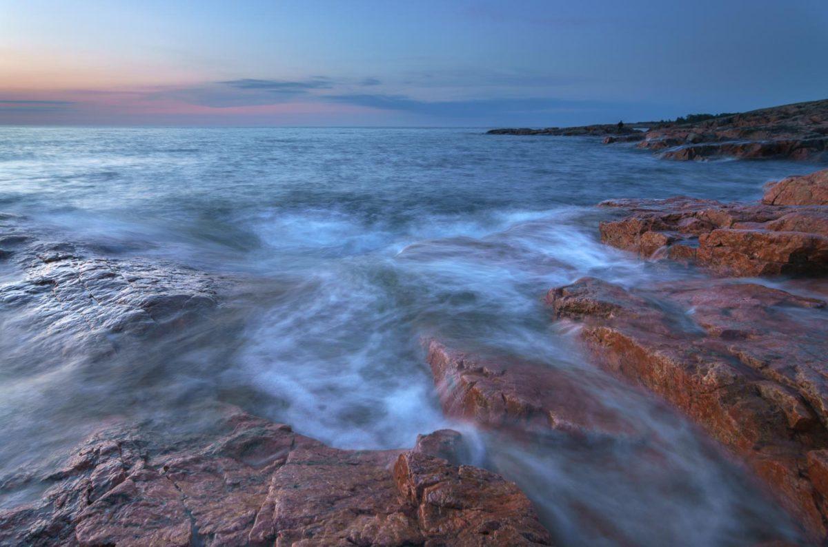 Fotografera klippor, hav och skärgård på Örskär