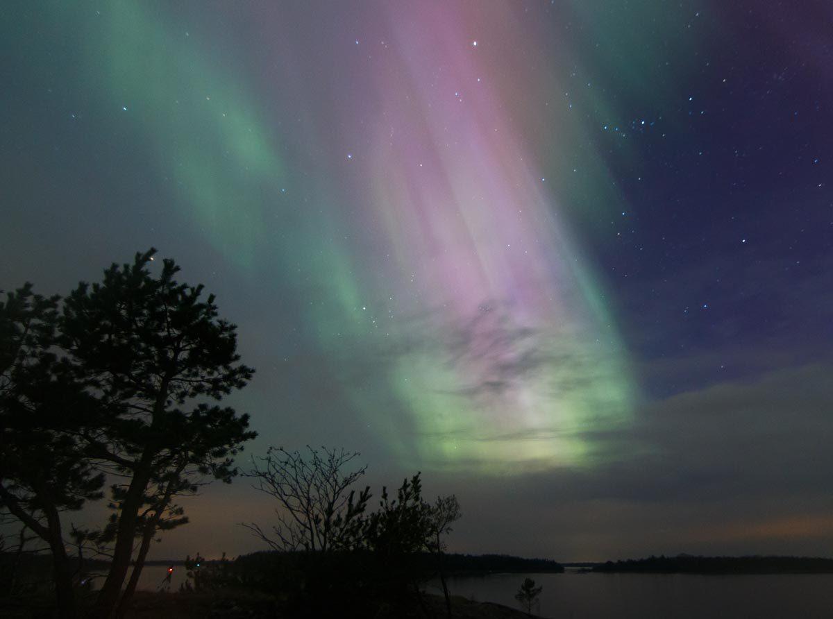 Hitta norrsken – en guide för att lättare se Aurora Borealis