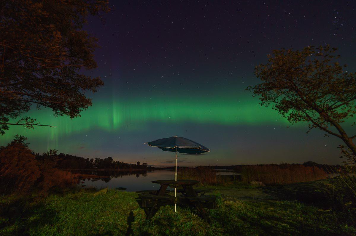 Norrsken/Aurora Borealis